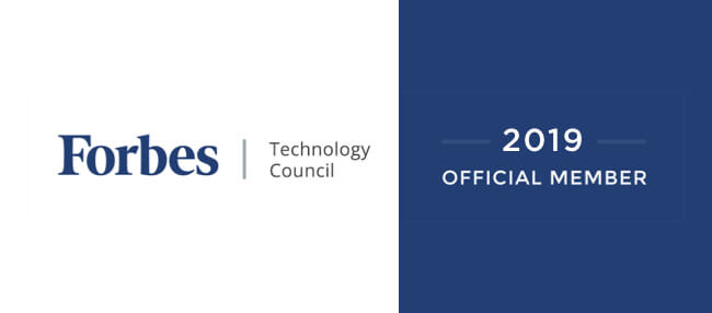 Forbes Technology Council - Official Member